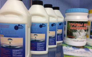 Эффективность бактерий для очистки канализации