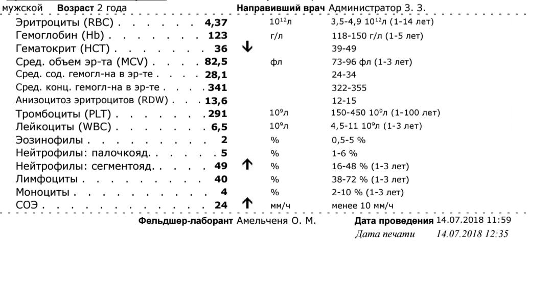 Вирус или бактерия по анализу крови